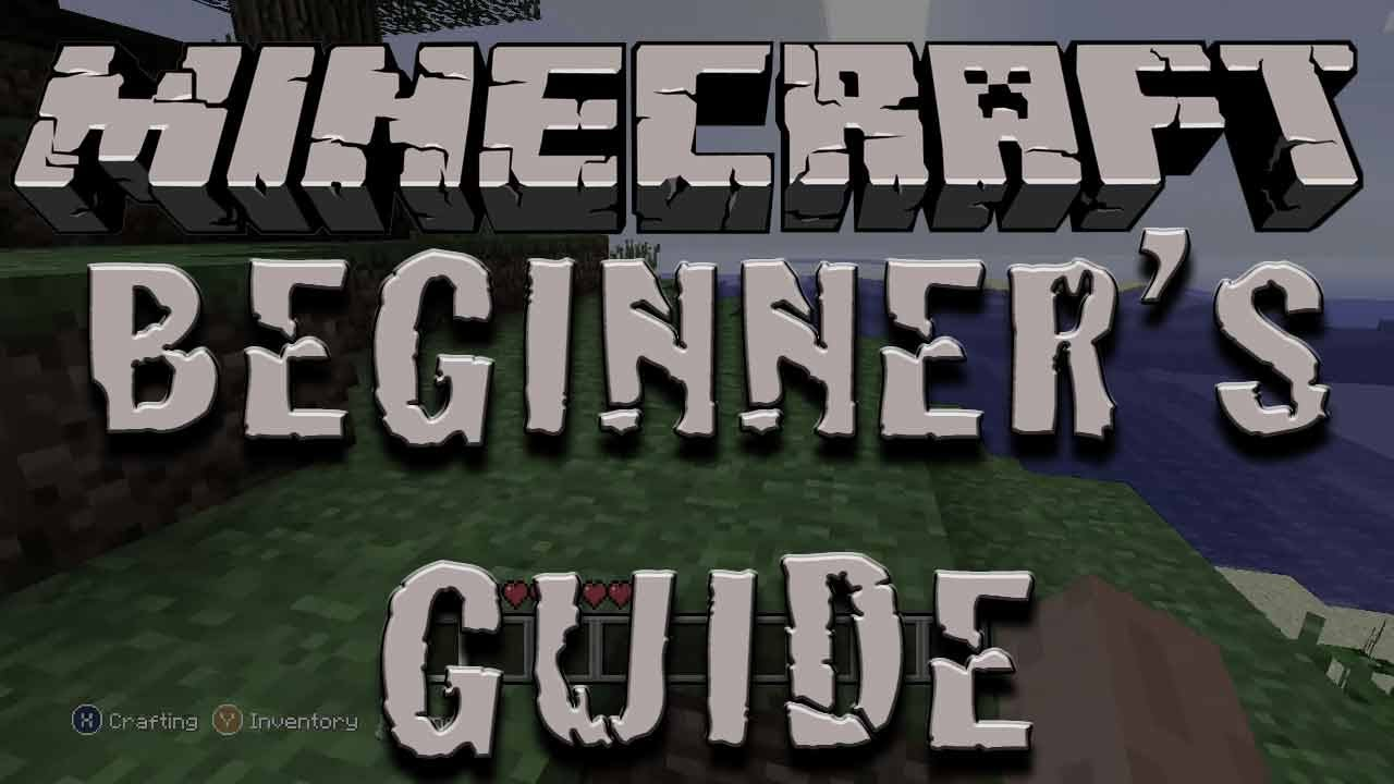 Minecraft Xbox 360 Beginner's Guide - YouTube
