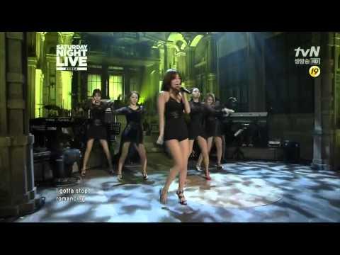 아이비(IVY) - I Dance feat.YUBIN (SNL)