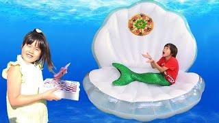 Baby Shark Nursery Rhymes & Kids Song - KidsLine 英語のうた