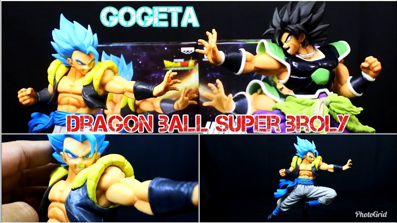 Banpresto Dragon ball Super ULTIMATE SOLDIERS THE MOVIE-Ⅳ SSGSS Gogeta JAPAN