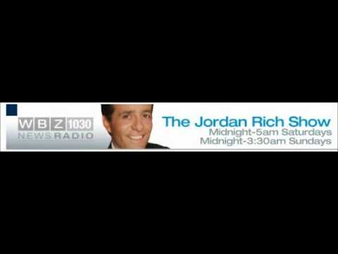 "David Misch / ""Funny: The Book"" / ""The Jordan Rich Show"""