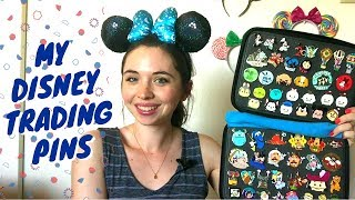 My Disney Trading Pins!