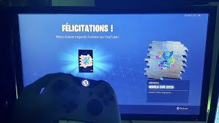 """HAVE THE SPRAY """"WORLD CUP"""" """"FREE"""" FORTNITE!! (XBOX/PS4/PC/SWITCH)"""
