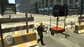 Приколы GTA 4. Сезон 1 серия 4-Скорая смертельная помощь :D