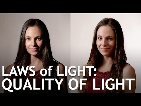 Laws of Light: Quality of Light
