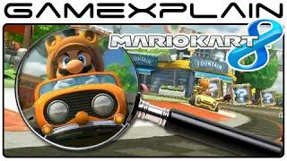 Mario Kart 8 Analysis - Yoshi Circuit DLC Trailer (Secrets & Hidden Details)