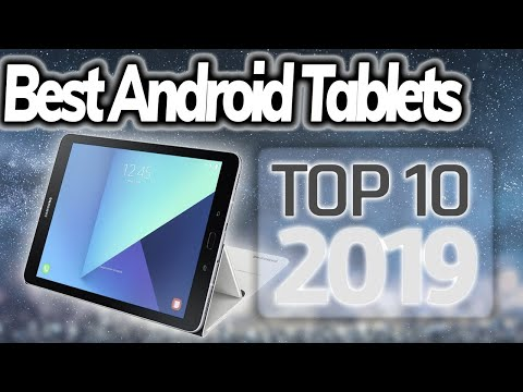 Best Android Tablets 2020 [TOP 5]