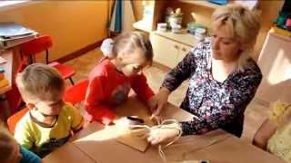 Трудовая деятельность детей в ДОУ