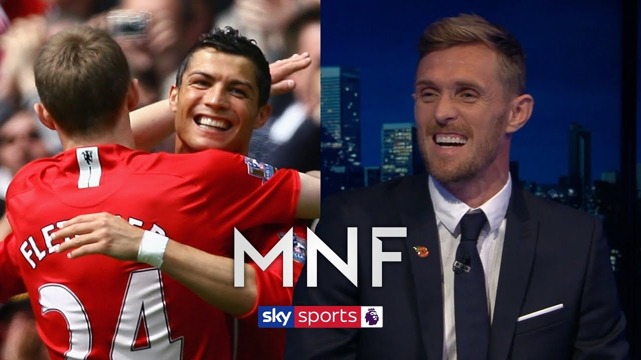 Darren Fletcher reveals what it was like playing with Cristiano Ronaldo | MNF Q&A