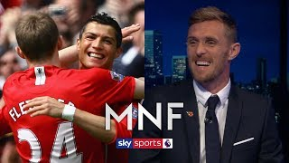 Darren Fletcher reveals what it was like playing with Cristiano Ronaldo | MNF Q&A thumbnail