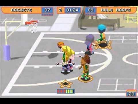 Backyard Basketball (GBA) - Game 7 - YouTube