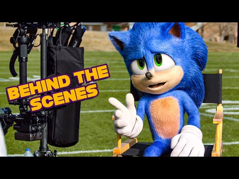 Go Behind The Scenes On SONIC: THE HEDGEHOG (2020)