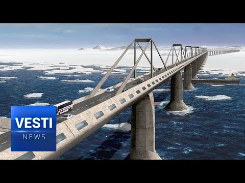 Bridge and Tunnel Announced for Sakhalin: Easternmost Island to be Linked With Russian Mainland