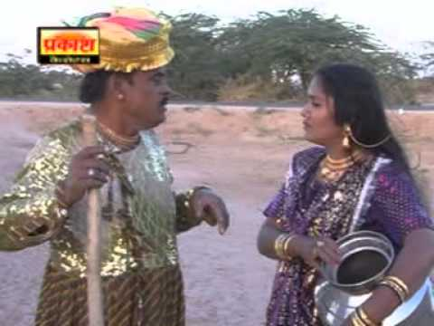 """Rajasthani """"NONSTOP"""" Comedy & Funny Video of Pukhraj Nadsar with Full Entertaiment, Jokes & Fun"""