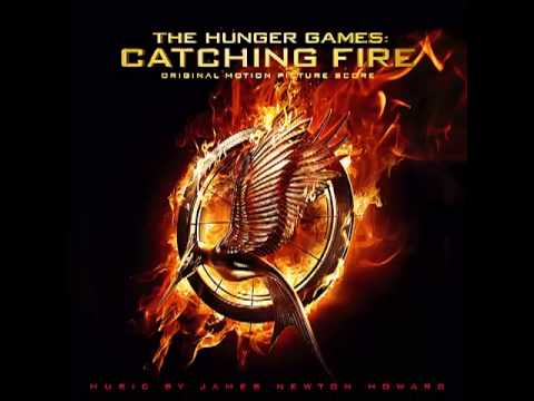 30. Caesar Flickerman - The Hunger Games: Catching Fire - Official Score - James Newton Howard