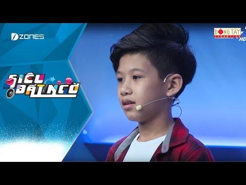 Hoàng tử nhí biểu diễn trống lắc điệu nghệ | Siêu Bất Ngờ Mùa 3 | Tập 26 (06/02/2018)