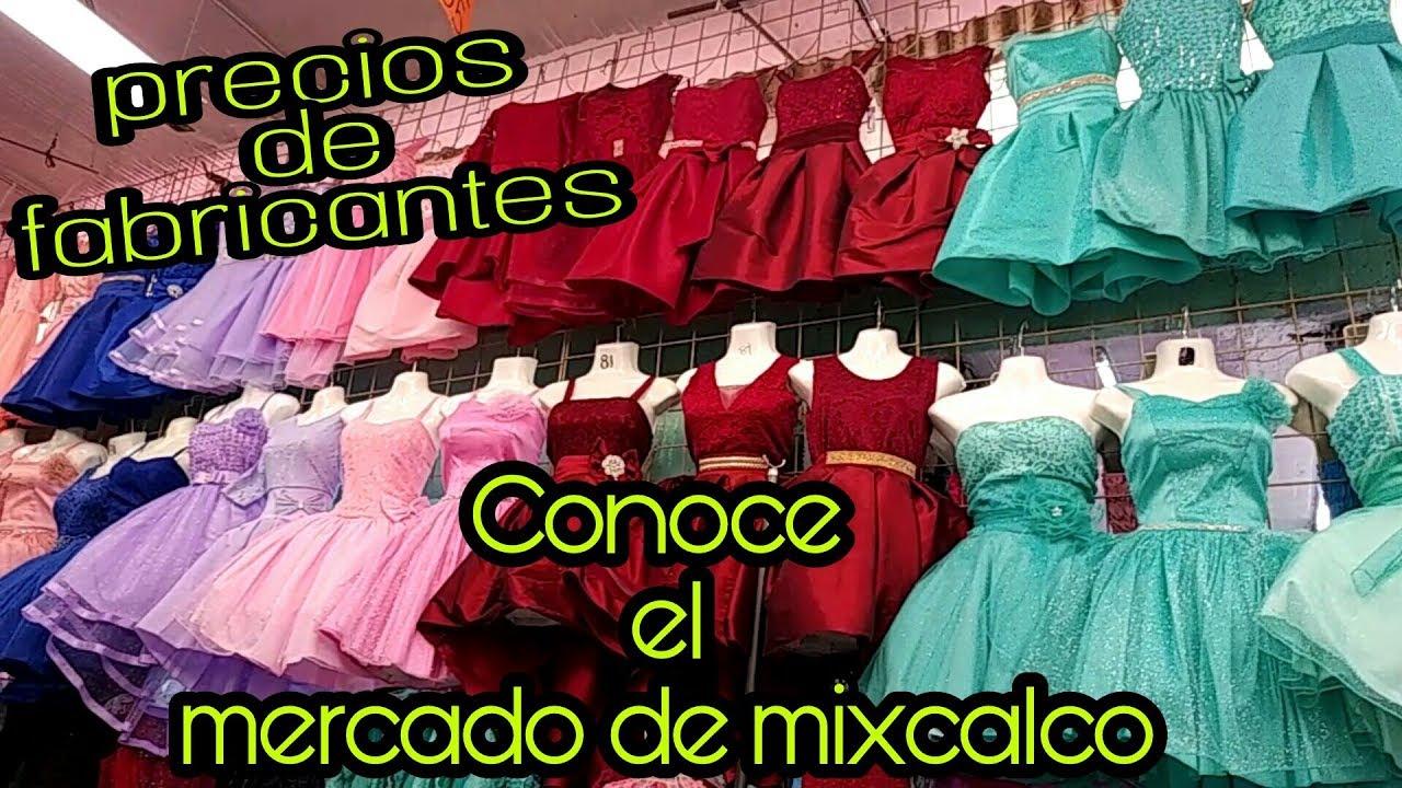 Conoce El Mercado De Mixcalcoprecios De Fabricantes