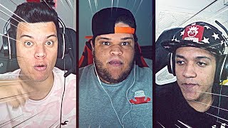 Counter Strike: 3 CÂMERAS - QUAL MAIS NOOB? ‹ AMENIC ›