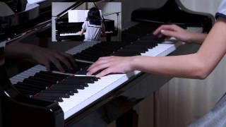 2015年2月26日 録画、 使用楽譜;ピアノスタイル2011年2月号.