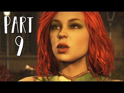 INJUSTICE 2 Walkthrough Gameplay Part 9 - Poison Ivy (Story Mode)