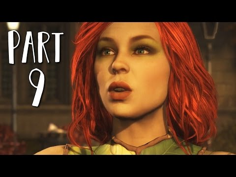 INJUSTICE 2 Walkthrough Gameplay Part 9 - Poison Ivy (Story Mode)