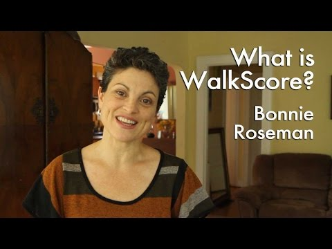 What is WalkScore?