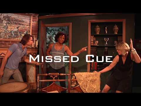 Theatre Dictionary: Missed Cue