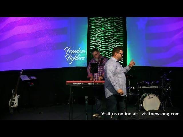 Sunday Worship 7/4/2021