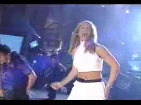 Britney Spears - Sometimes/Crazy LIVE
