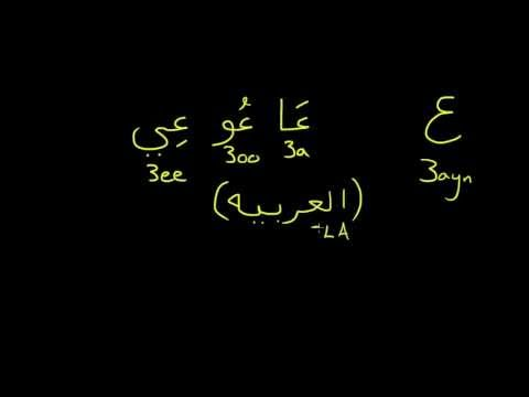 Learn the Arabic alphabet - Lesson 03 - Six more letters
