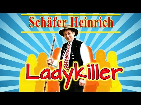 Schäfer Heinrich - Ladykiller (Lyric Video) | Mallorca 2017