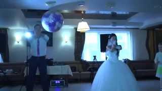 Свадебный танец жениха и невесты в Краснодаре
