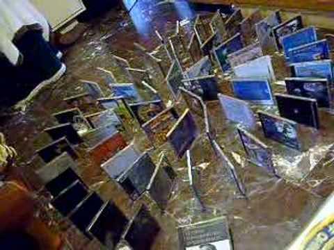 Que hacer con los cds viejos youtube - Manualidades con cd viejos ...