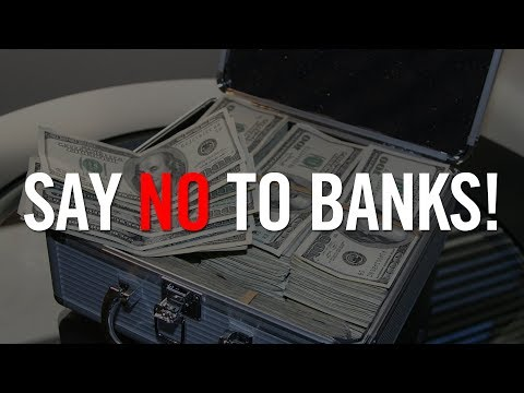 DON'T USE A BANK! This is a MUCH better option...
