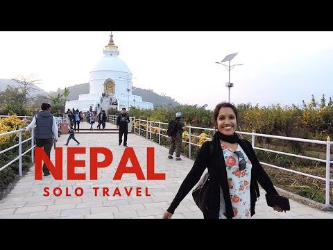 My Solo Travel in Nepal (Things To Explore & See)