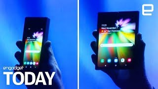 Samsung's foldable phone could cost $1700 | Engadget Today