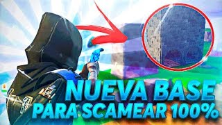 🔥NEW BASE for SCAMEAR, 99.99% DO NOT KNOW #4🔥 - Fortnite Save the World