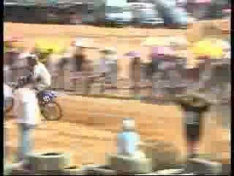 การแข่งขันรถวิบาก รุ่น MX2 B