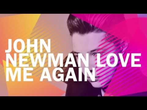 John Newman Love Me Again MIDI and MP3 Backing Track by Hit Trax