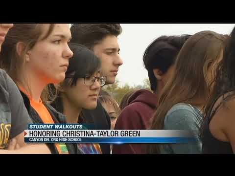 CDO students remember Tucson, Parkland shooting victims