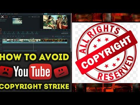 How to avoid copyright strikes on youtube / Tagalog