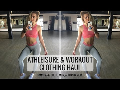 new-releases!-favorite-workout-clothes-+-try-on-|-spring-2017