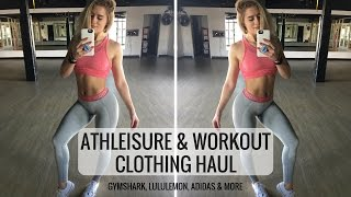 New Releases! Favorite Workout Clothes + Try On | Spring 2017