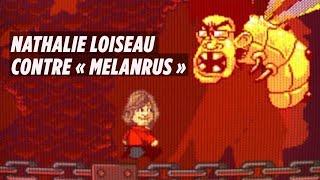 « Super Jam Bros » : le jeu vidéo où Nathalie Loiseau affronte Jean-Luc Mélenchon