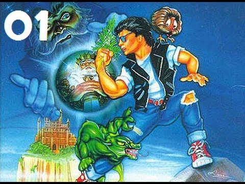Let's Play Kid Kool (01) - Maim the Game