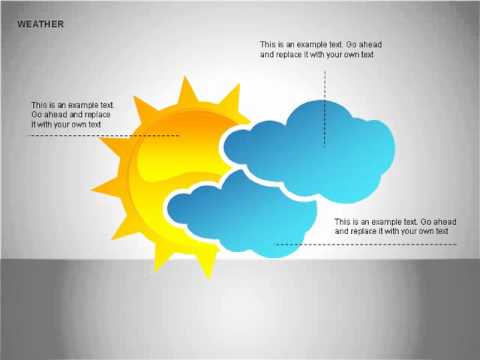 weather and forecast powerpoint diagram Diagrams of Weather Instruments