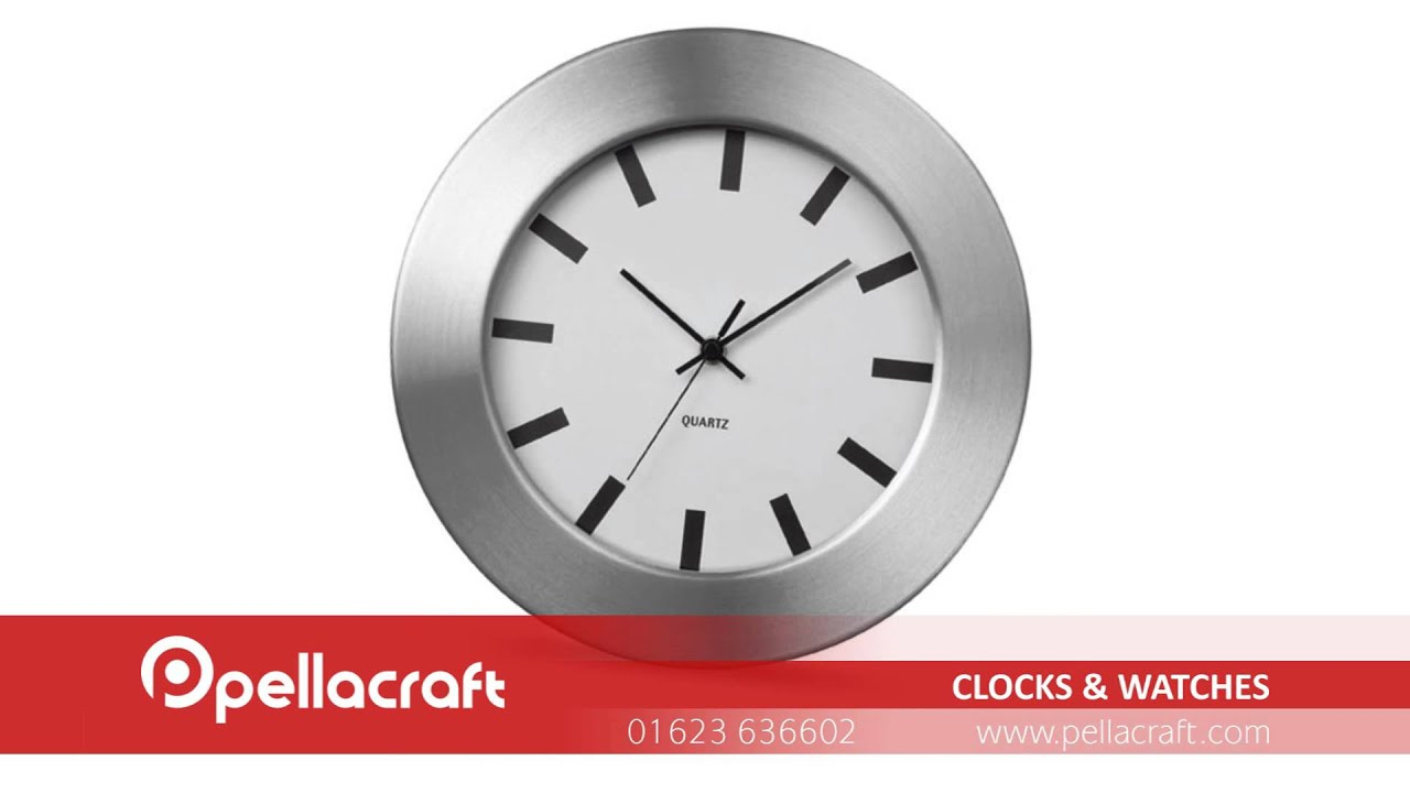 Promotional Business Clocks & Watches