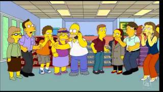 Funniest moments of Homer Simpson