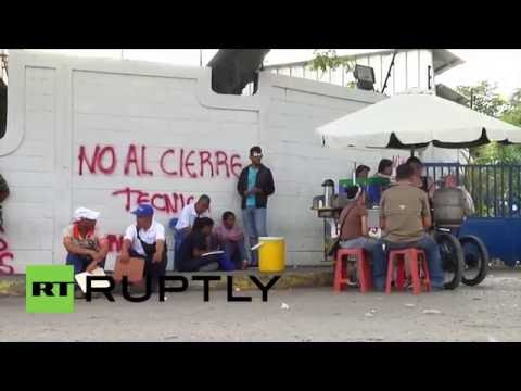Venezuela: US-owned factory seized and re-opened by Venezuela after 'illegal' closure