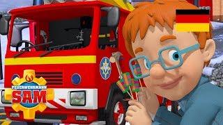 Feuerwehrmann Sam Deutsch Neue Folgen | Rettung im Sturm  | Sam - Held im Einsatz  Kinderfilm